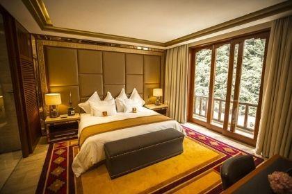 Sumaq Machu Picchu Hotel Room