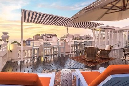 Hotel B Lima Aposento Roof Top