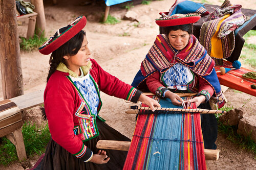 Weaving - Peru