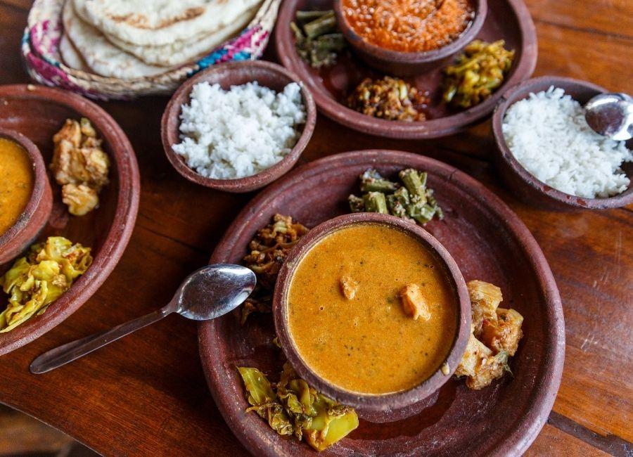 Sri Lanka, Food walks