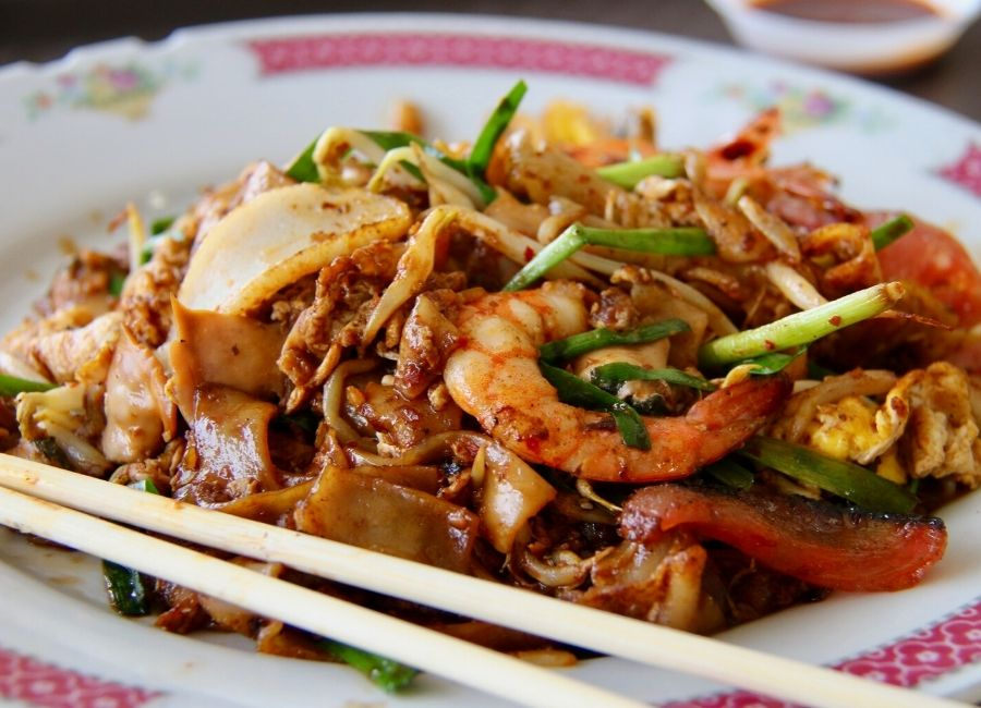 Char Kway Teow, Singapore