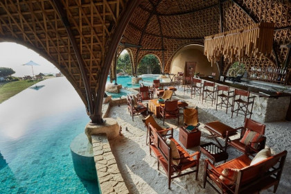 Wild Coast Tented Lodge Bar