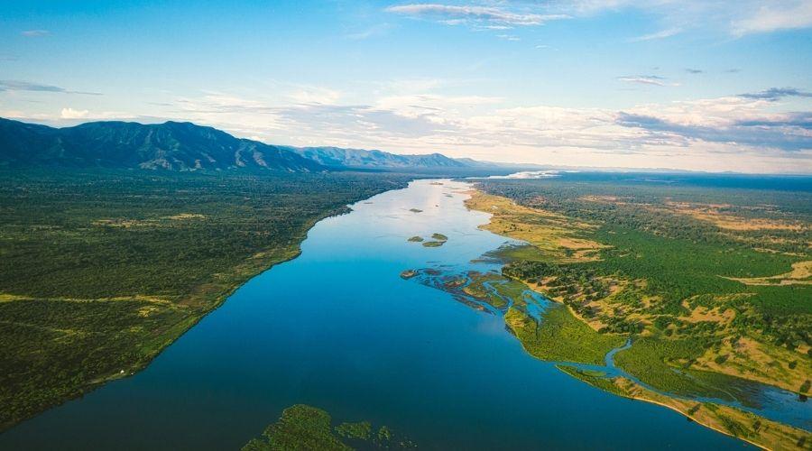 Lower Zambezi NP, Zambia