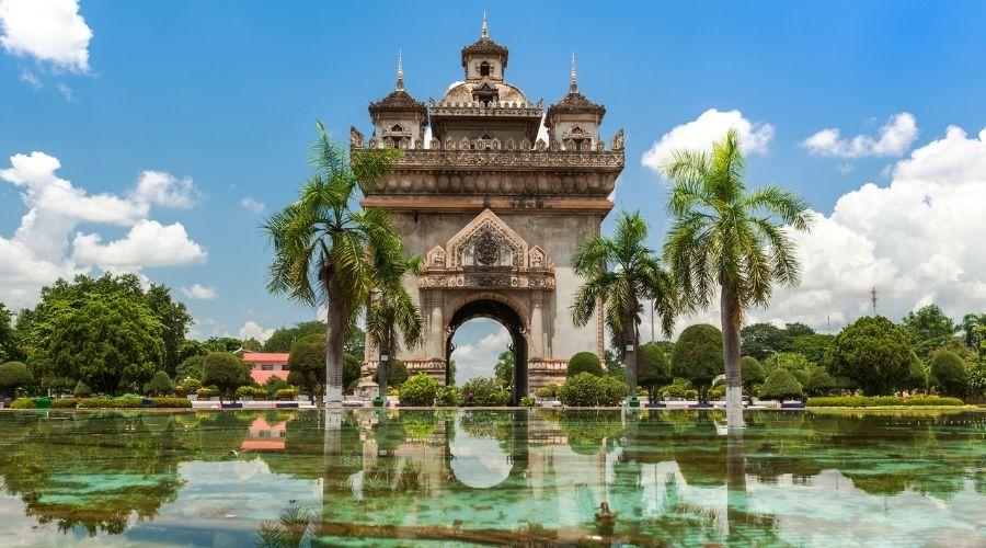 Vientiane, Loas