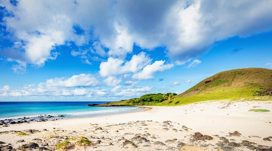 Easter Island Beach Chile