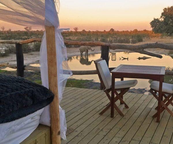Elephants Eye Camp Zimbabwe