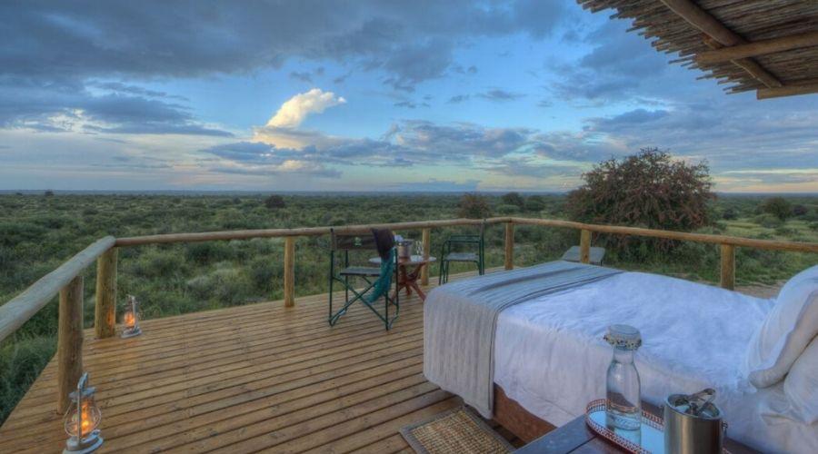 Dinaka Camp, Botswana