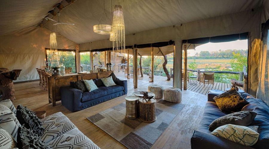 Little Tubu Camp, Botswana