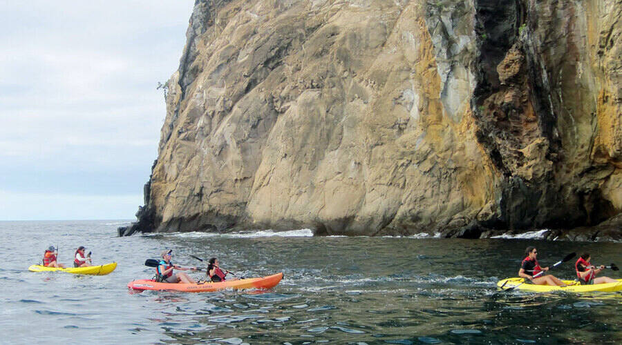 Kayaking - La Pinta Galapagos