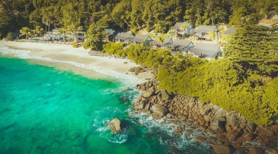 Carana Beach Hotel, Seychelles