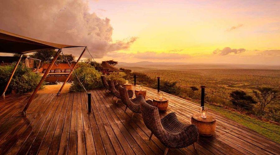 Loisaba Camp, Kenya
