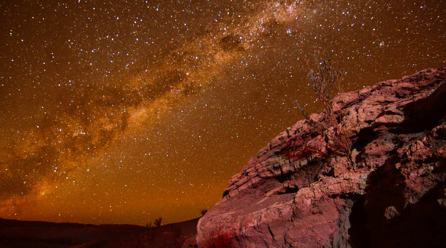 Stars Atacama Chile
