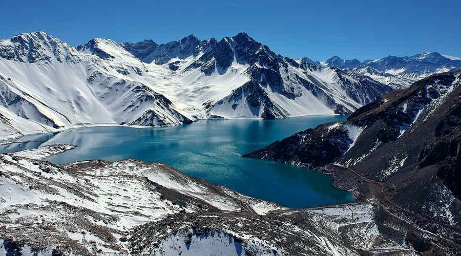 Winter Chile