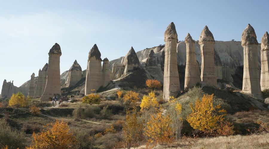 Asiklar Vadisi, Turkey