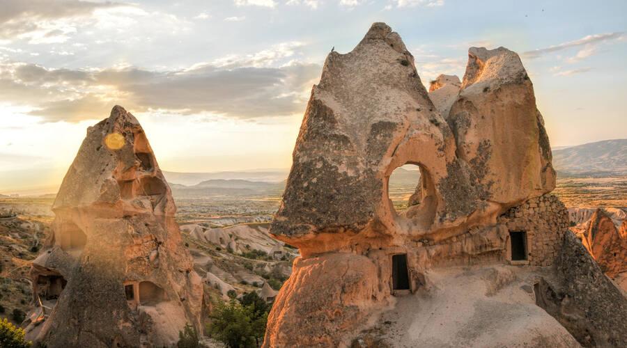 Cappadocia sunset, Turkey