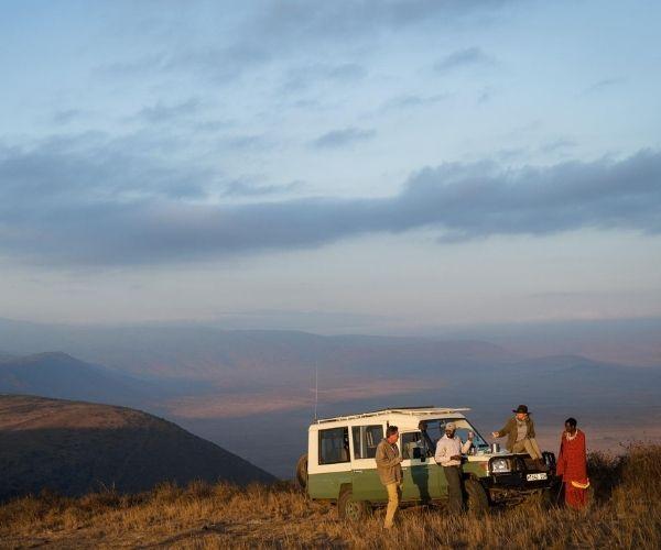 Entamanu Camp Ngorongoro Crater