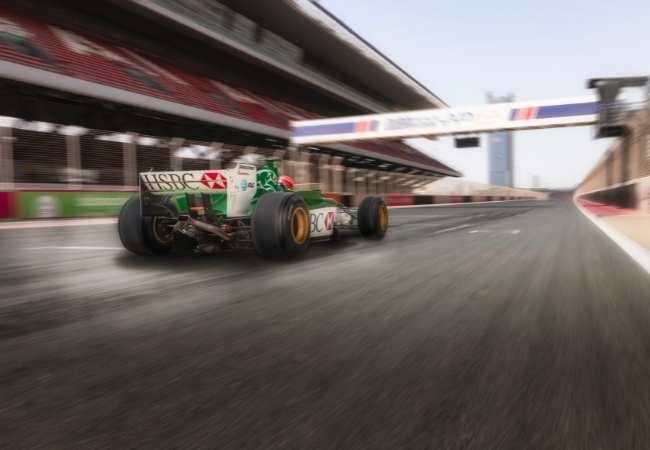 Formula 1 dubai