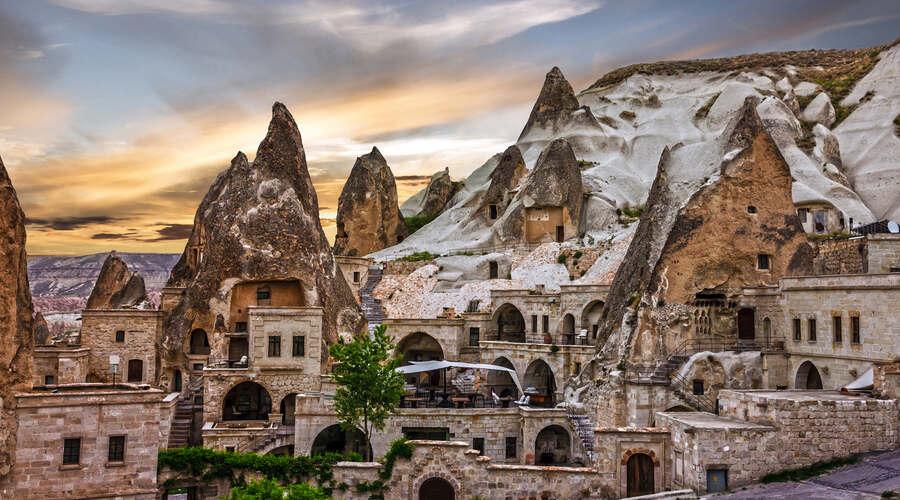 Goreme National Park, Turkey