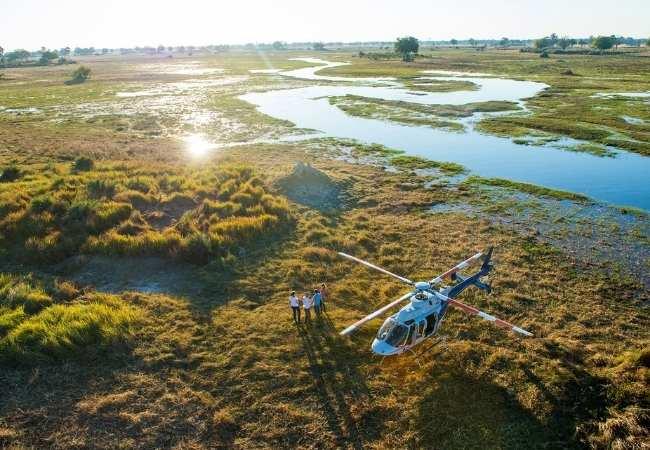 Horizon Helicopters, Botswana