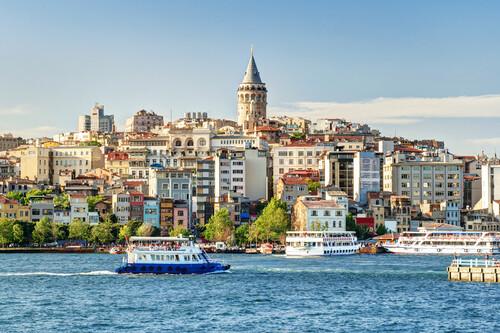 Istanbul, River, Turkey