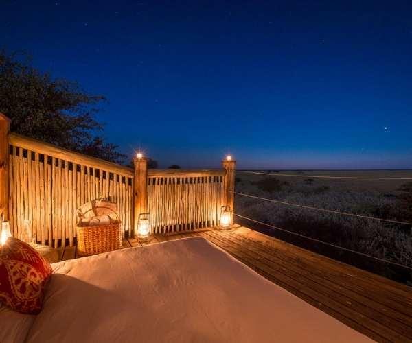 Kahalari Plains Camp, Botswana