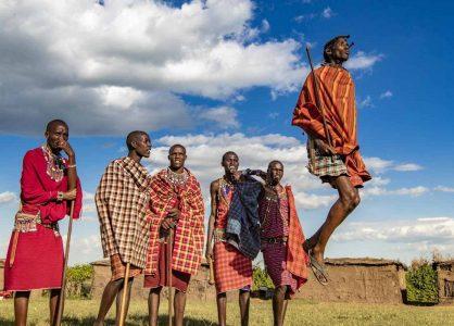Karen Blixen Camp Masai People