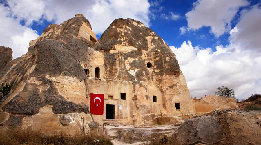 Keslik Monastery, Turkey