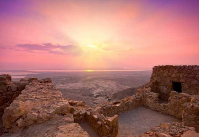 Masada Ancient fortress