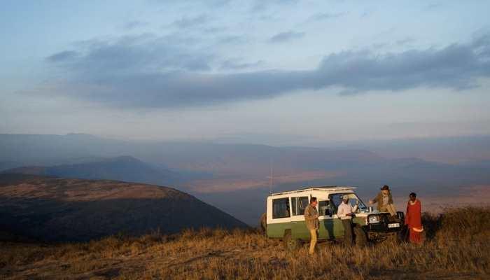 Ngorongoro Crater Nomad Entamanu