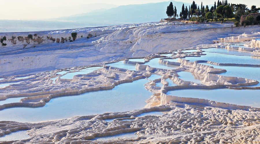 Pamukkale Pools, Turkey