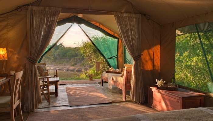 Rekero Camp, Kenya