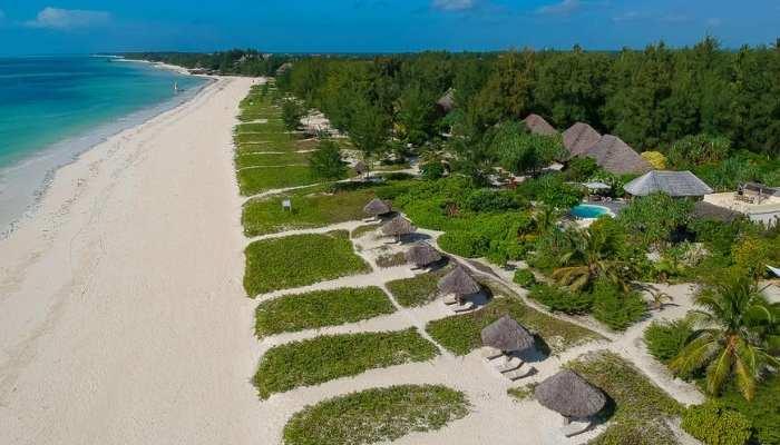White Sands Zanzibar