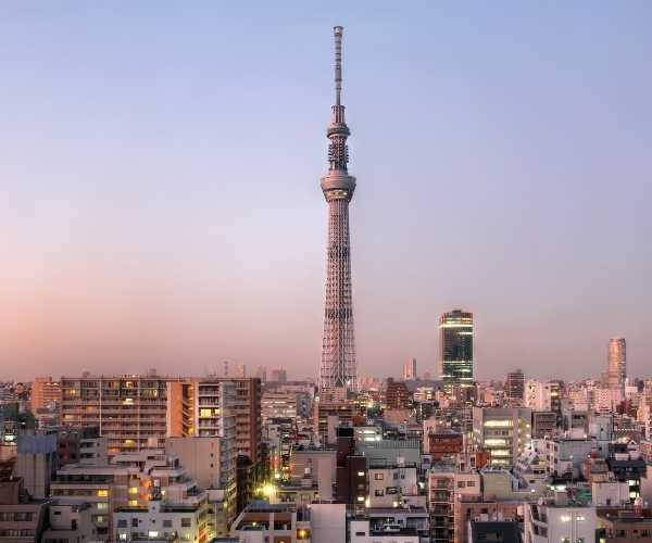 Skytree, Tokyo, Japan