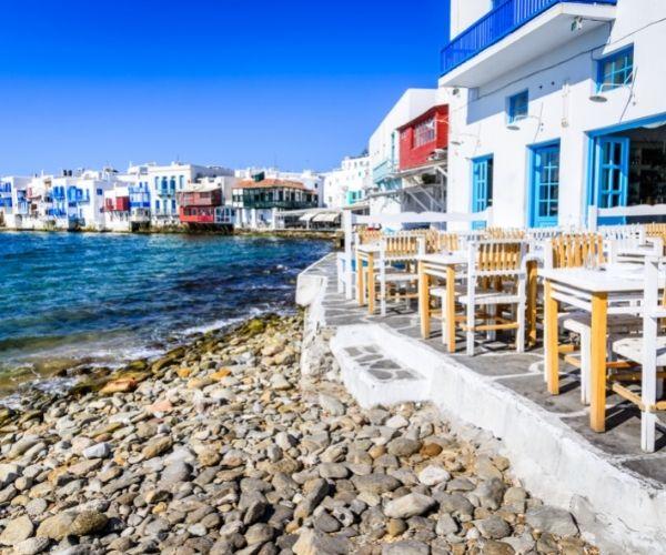 Mykonos Town Chora