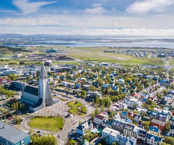 1 Reykjavik