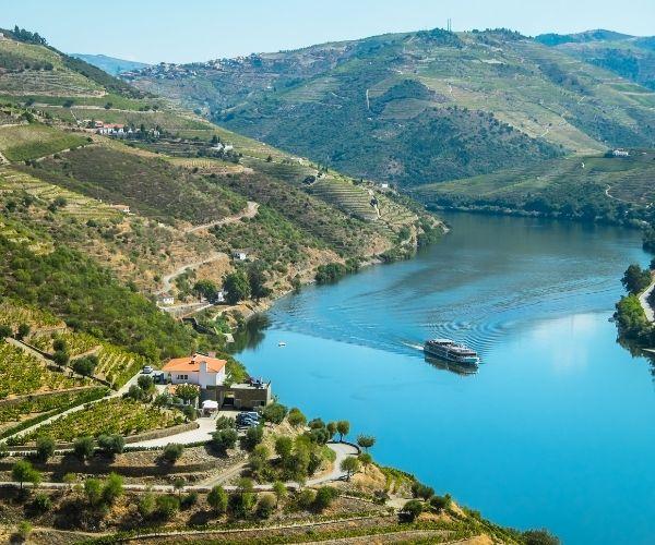 Douro River wine cruise