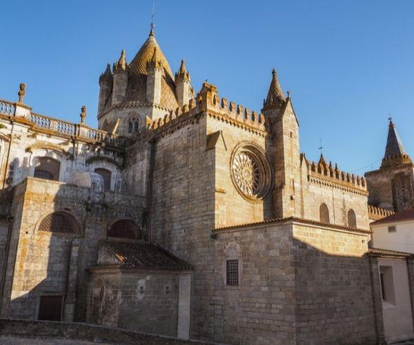 Evora Cathedral
