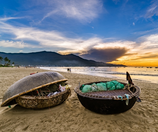 My Khe 'China Beach' in Danang, Vietnam