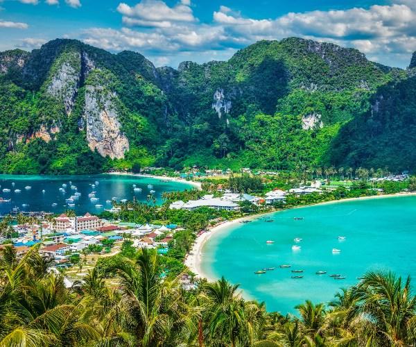 Tonsai Beach, Koh Phi Phi Don