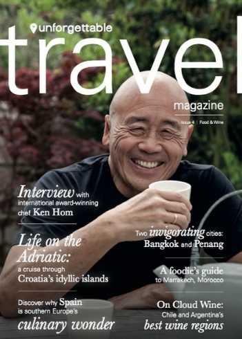 Issue 4 - Unforgettable Travel Magazine